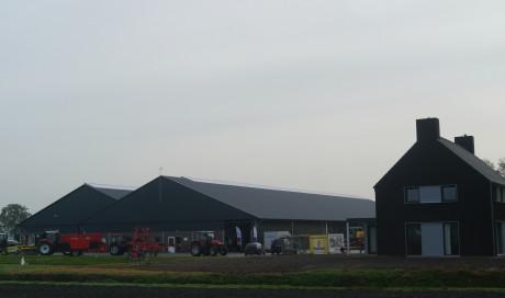 Agrarisch bedrijf Vermeeren in Rijsbergen